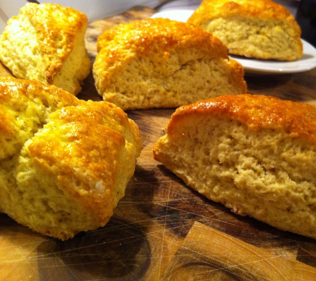 the perfect scones recipe