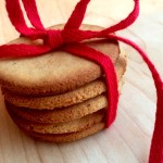 healthy ginger snap cookie recipe