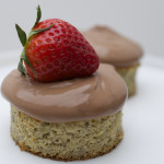 healthy light chocolate frosting