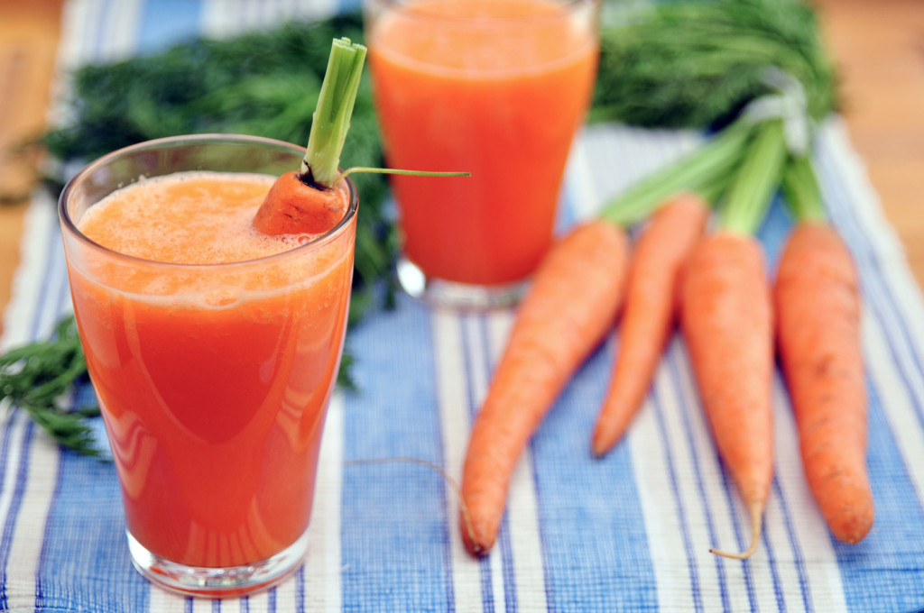 Carrot Cake Juice Recipe