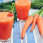 detox carrot and ginger juice recipe with lemon